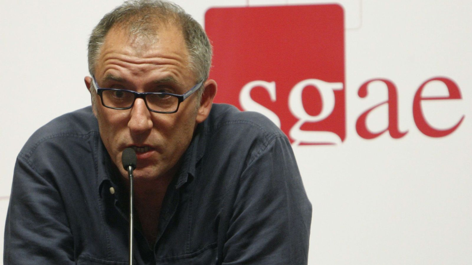 Foto: José Luis Acosta, reelegido presidente de la SGAE