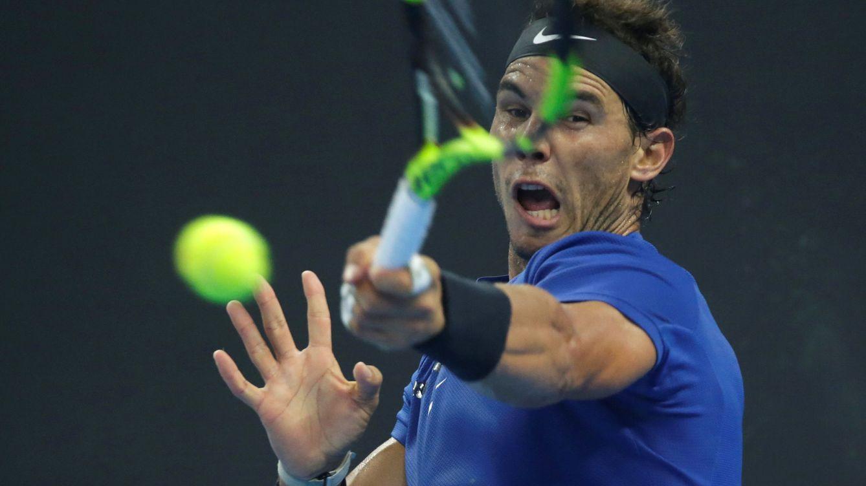 Nadal arrasa a Kyrgios y consigue en Pekín su sexto título de la temporada
