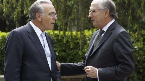 Brufau y Fainé, al borde de la imputación en el caso Villarejo por el espionaje a Del Rivero
