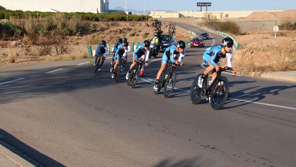 Fundación Contador: Tenemos talentos que algún día correrán el Tour Francia