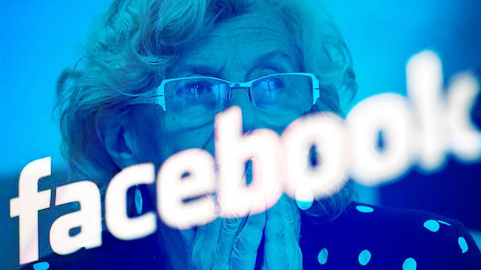 Facebook citó y exigió confidencialidad al equipo de Carmena por los bulos electorales