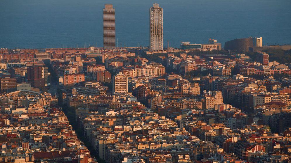 Foto: Vistas de Barcelona.