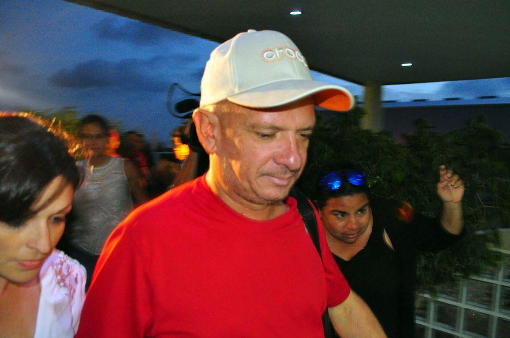 Foto: Fotografía de archivo del 28 de julio de 2014, del exjefe de contrainteligencia militar de Venezuela, Hugo Carvajal. (EFE)