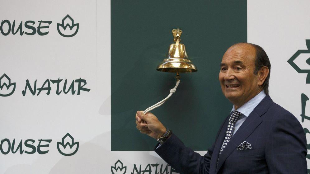 Foto: El presidente y accionista mayoritario de Naturhouse, Félix Revuelta. (Reuters)