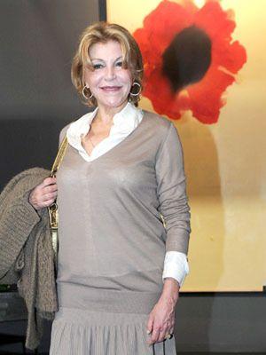 """Tita Cervera, harta de que Sinde la presente como """"una pesetera"""""""