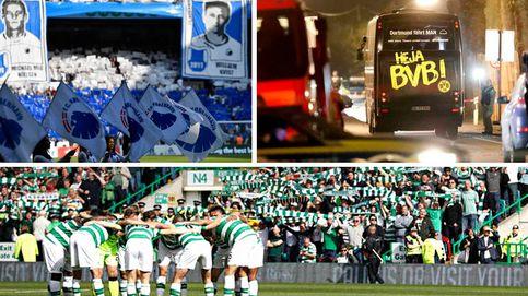 Dortmund, Celtic y Copenhague: candidatos a mejor afición del año