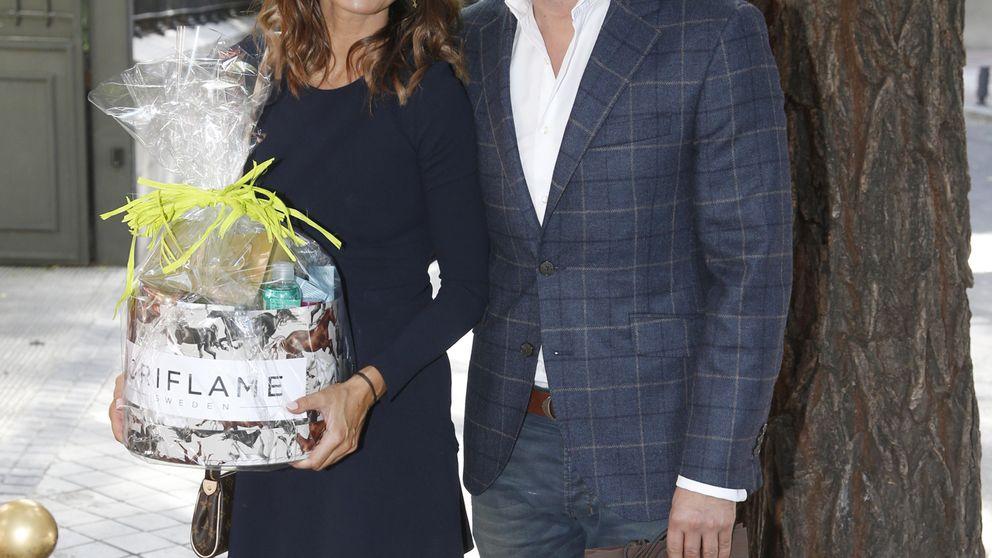 Juan Peña y Sonia González celebrarán el bautizo de su hijo en la finca de Dámaso González
