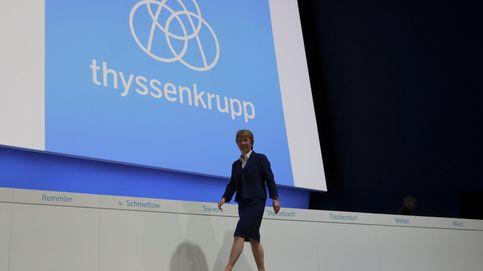 Thyssenkrupp vende sus ascensores al consorcio de Advent y Cinven por 17.200 M