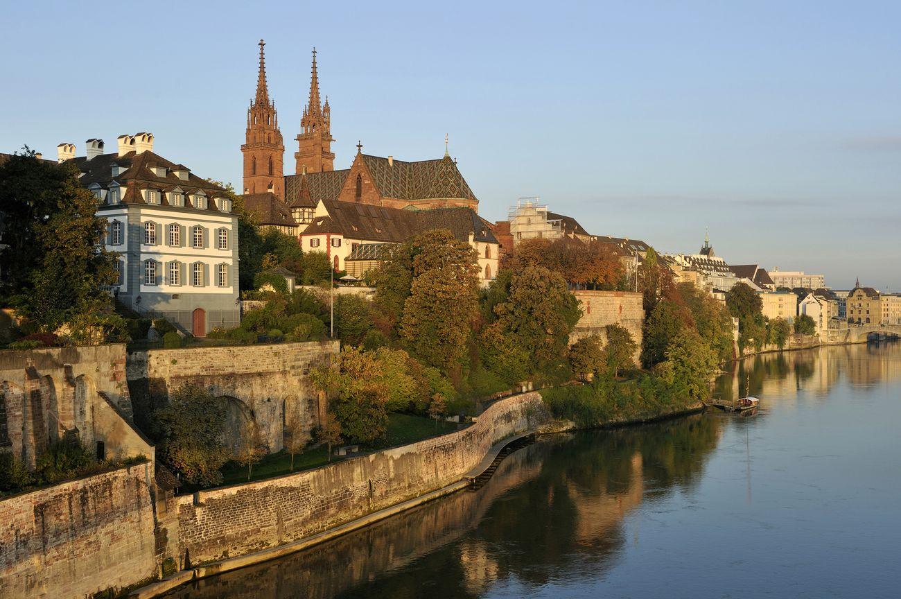 Foto: Si eres un sibarita, Basilea está hecha para ti