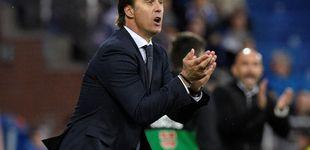 Post de Lopetegui y las excusas a media voz: hay muchas lesiones y el Barça no se escapa