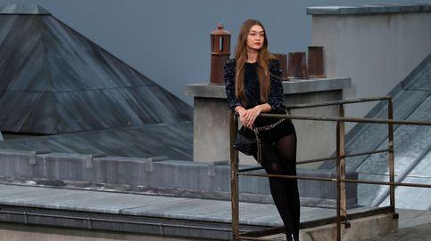 La nueva revolución de Chanel ha venido con susto y heroína: Gigi Hadid