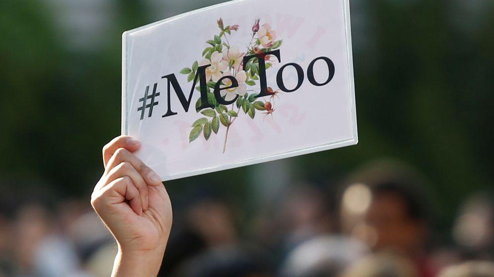 Foto: Protesta feminista a favor del movimiento #MeTOO en Tokio. (Reuters)