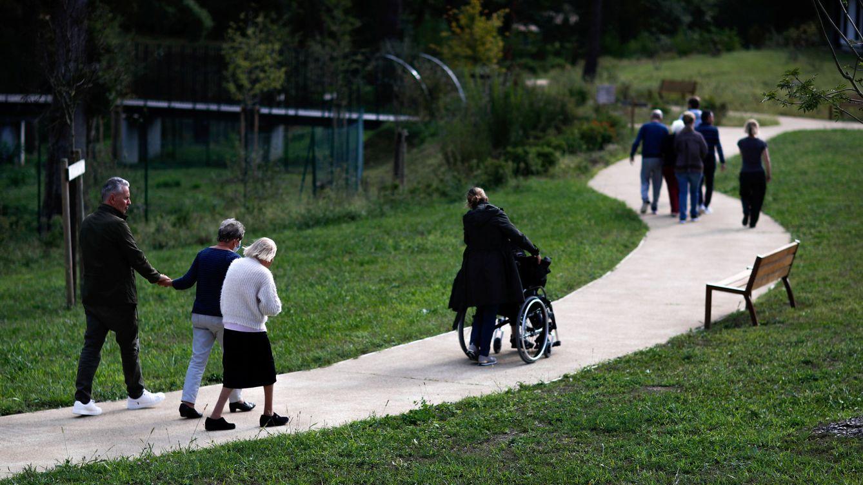 Foto: Pacientes de alzhéimer. (Reuters).