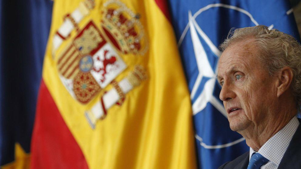 Morenés rechaza que el Ejército actúe en Cataluña si todos cumplen con el deber