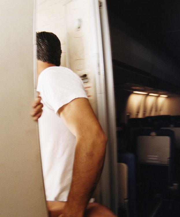 Foto: Practicar sexo en un avión no es tan raro como parece. (Corbis)