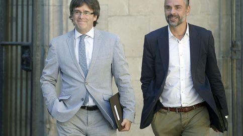 Santi Vila se descuelga del 'procés' independentista y deja a Puigdemont