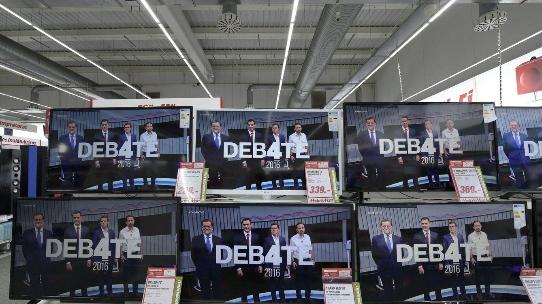 Las cadenas quieren auditar los 625.000 euros que les pide la Academia por el debate