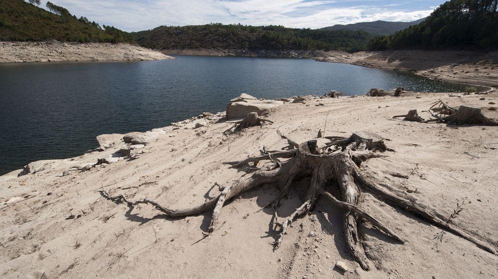 Foto: La ConfederaciÓn Hidrográfica del Miño-Sil decretó esta semana la alerta por sequía (EFE)