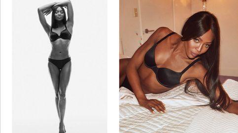 Naomi Campbell eclipsa a Bella Hadid en su primera campaña para Calvin Klein