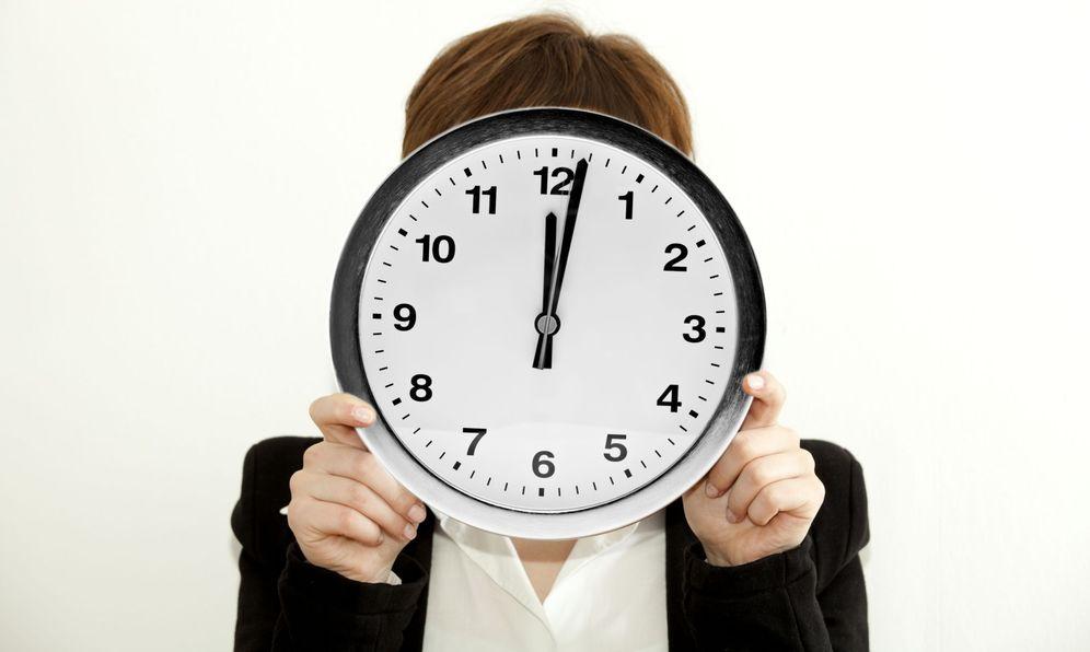 Foto: Como decía Madonna, 'Time goes by so slowly for those who wait'. Aprovéchalo de verdad. (iStock)