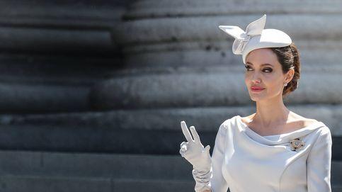 Angelina Jolie, 'duquesa de Hollywood' con su último look en Londres