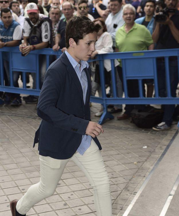 Foto: Froilán cumple 17 años