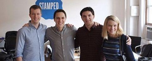 Yahoo! compra la empresa de software para smartphones Stamped