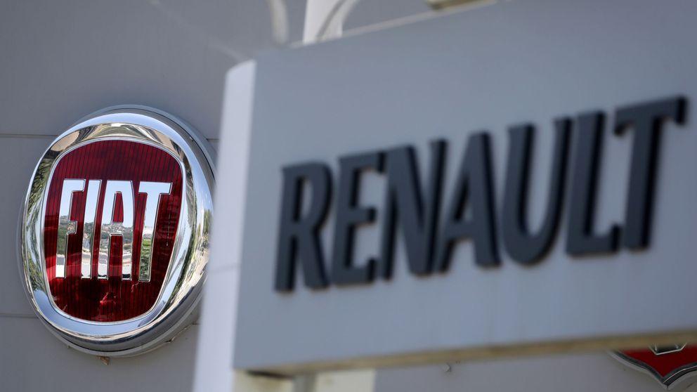 Las condiciones que exige Macron dinamitan la megafusión Fiat Chrysler - Renault