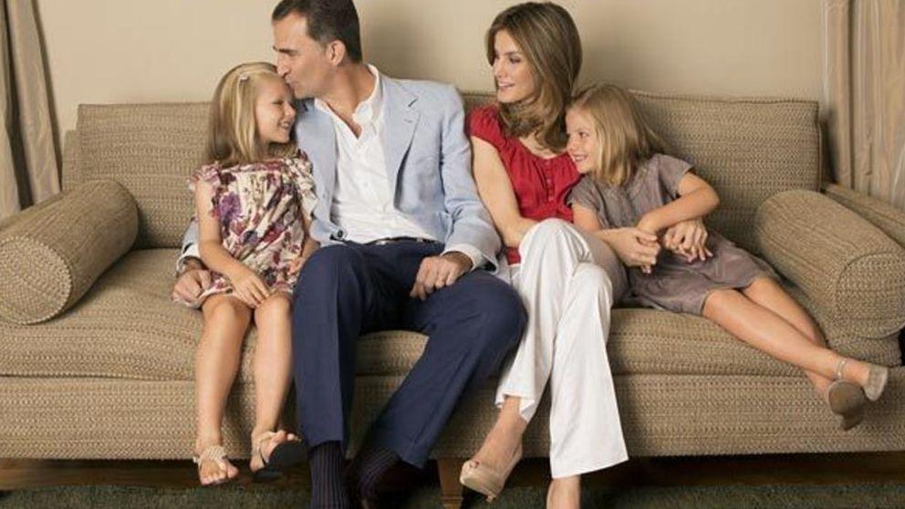 Las imágenes más íntimas de la princesa Letizia en su 40 cumpleaños