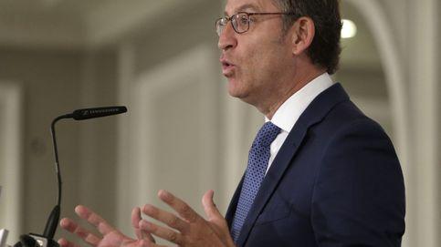 Feijóo presenta un programa para la continuidad y el crecimiento de Galicia