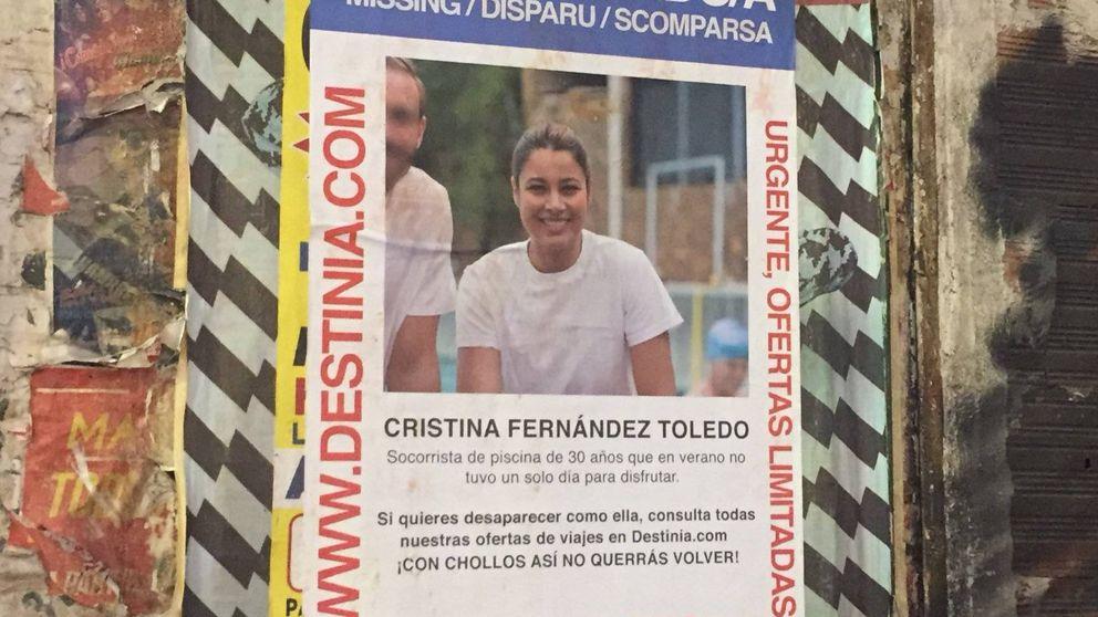 Carteles de desaparecidos para promocionar viajes: la polémica campaña de Destinia