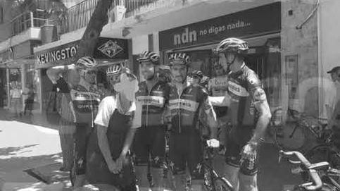 Denuncia a un ciclista del equipo Quick Step