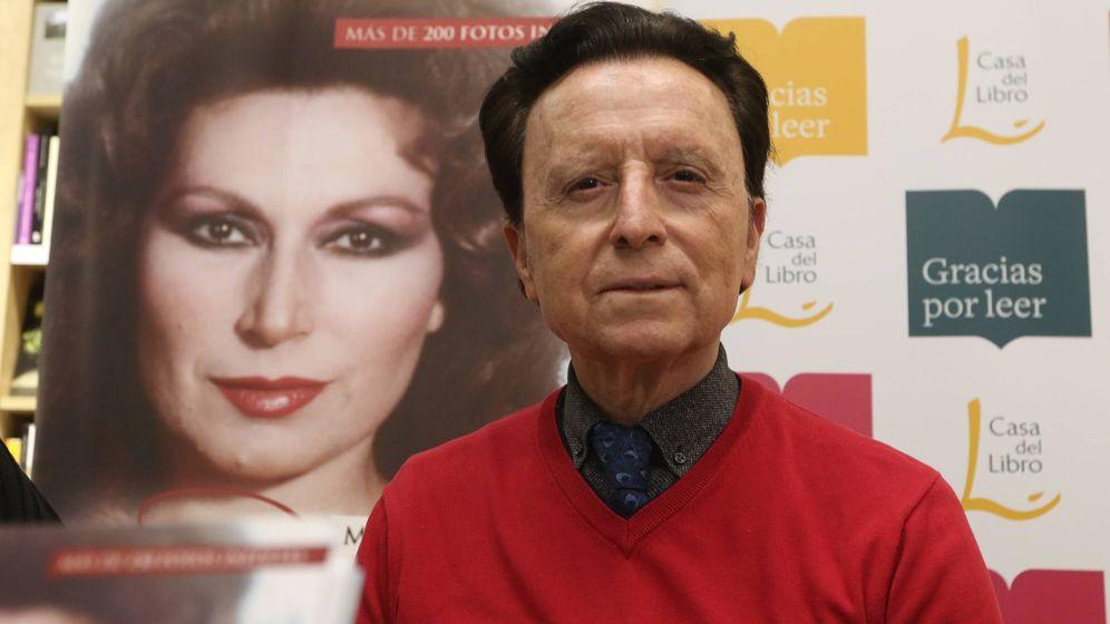 Foto: Ortega Cano, durante la presentación. (Cordon Press)