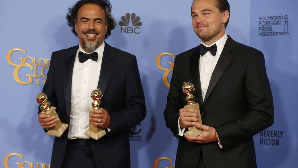 Iñárritu y DiCaprio arrasan en unos Globos de Oro que rescatan a Scott