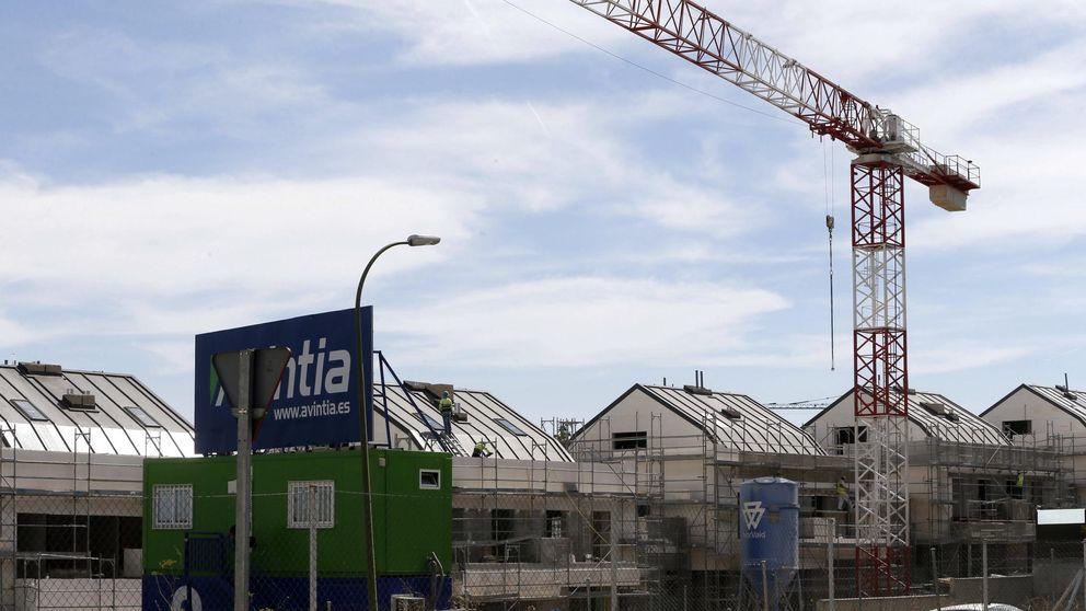 Navarra, farolillo rojo inmobiliario, caen las ventas y los precios