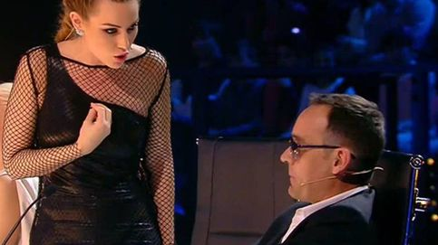 Pique entre Risto y Edurne en 'Got Talent': ¡Eso no es verdad, no es verdad!
