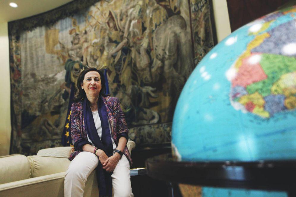 Foto: Margarita Robles. (Foto: E. Villarino)