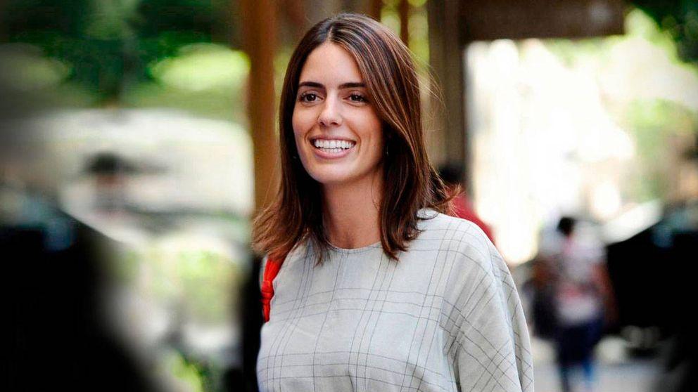 Sofía Palazuelo ya ejerce de duquesa de Huéscar