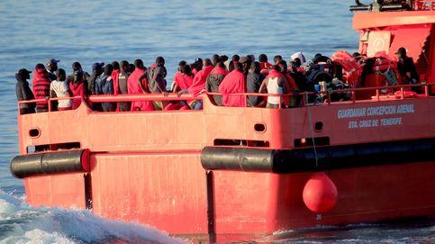 Un total de 18.200 migrantes han llegado a España por mar desde junio