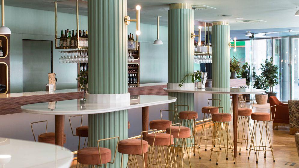 Foto: ¿Una ronda de vinos? El flamante Gran Clavel dispone de un espacio donde poder degustar los mejores caldos. (Imagen: Cortesía)