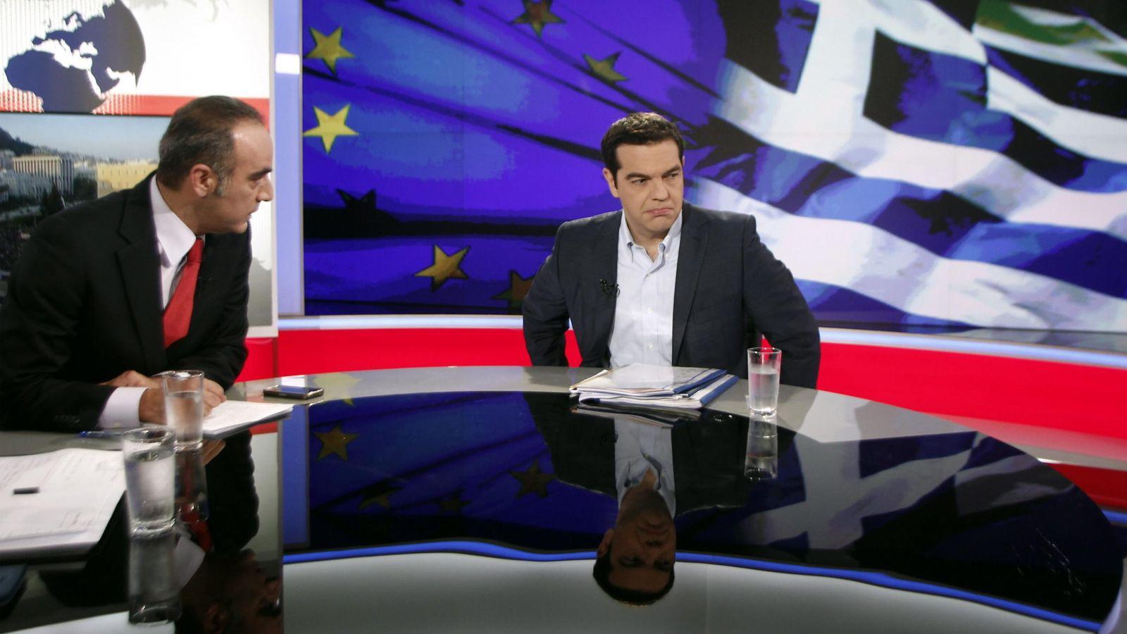 Foto: El Primer ministro de Grecia, Alexis Tsipras. (Efe)