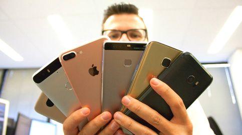 Duelo de cámaras: los mejores móviles, frente a frente. ¿Cuál gana?
