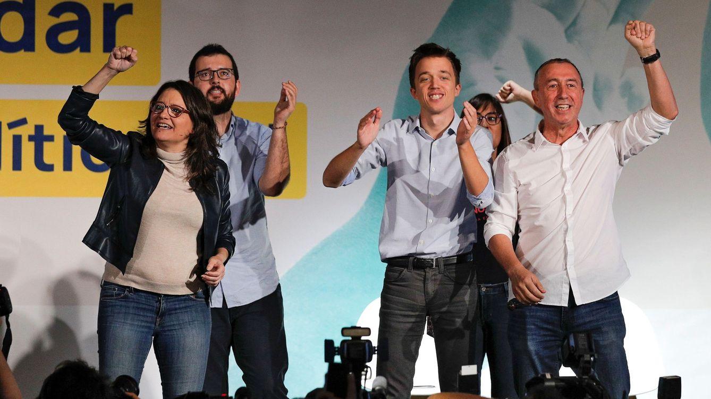Errejón coge aire en Valencia y se ofrece ante el Pimpinela de Sánchez e Iglesias