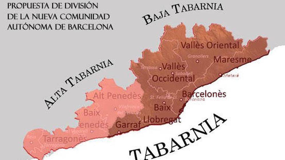 Foto: Comunidad de Tabarnia | bcnisnotcat.es