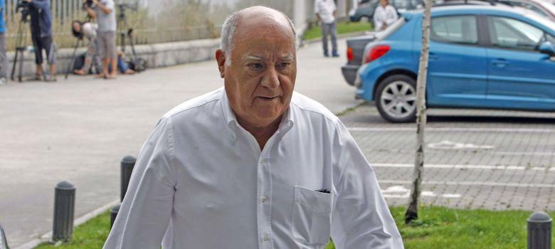 Foto: El hombre más rico de España, Amancio Ortega (EFE)