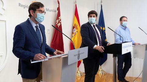 El Gobierno de Murcia confina la región y cada uno de sus 45 municipios