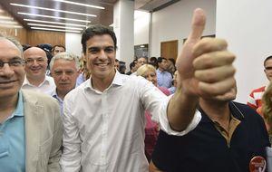 De Cunillera a Cepeda: todos los hombres del nuevo líder del PSOE