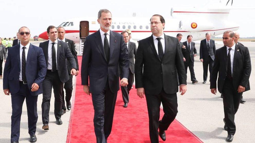 El rey Felipe VI viaja a Túnez: su compromiso por una triste noticia, antes de visitar Palma