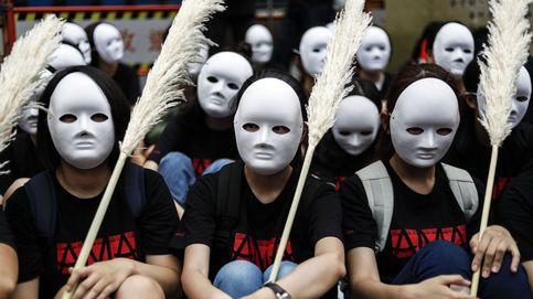 Protesta por las 'Mujeres del Consuelo'