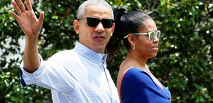 Post de El divorcio de Michelle y Barack Obama: ¿rumor fundado o 'fake'?